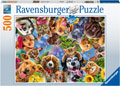 Ravensburger - Animal Selfie 500 pieces