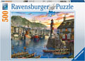 Ravensburger - Sunrise at the Port 500 pieces