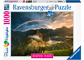 Ravensburger - Rainbow over Machu Picchu Peru 1000pc