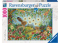 Rburg - Nocturnal Forest Magic Puzzle 1000pc