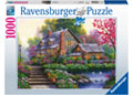 Ravensburger - Romantic Cottage Puzzle 1000 pieces