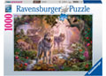 Ravensburger - Summer Wolves Puzzle 1000 pieces