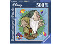 Ravensburger - Disney Sleepy Puzzle 500pc Square