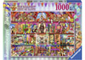 Ravensburger - The Greatest Show on Earth1000pc