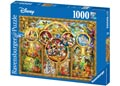Ravensburger - Disney Best Themes Puzzle 1000pc