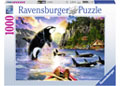 Ravensburger - Close Encounters Puzzle 1000pc