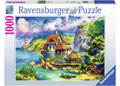 Ravensburger - The Cliff House Puzzle 1000 pieces
