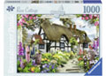 Ravensburger - Rose Country Cottage 1000 pieces