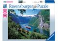 Rburg - Norwegian Fjord 1000pc