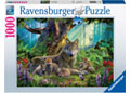 Ravensburger - Wolves in the Forest 1000 pieces