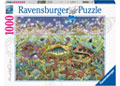 Ravensburger - Underwater Kingdom at Dusk 1000 pieces