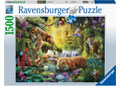Ravensburger - Tranquil Tigers 1500 pieces