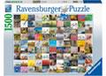 Ravensburger - 99 Bicycles and More ... 1500 pieces