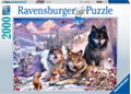 Ravensburger - Wolves in the Snow 2000 pieces