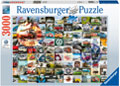 Ravensburger - 99 VW Bulli Moments 3000 pieces