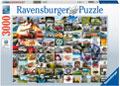 Ravensburger - 99 VW Bulli Moments 3000 pieces