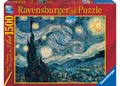 Van Gogh Starry Night Puzzle 1500pc