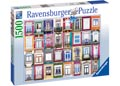 Ravensburger - Portuguese Windows Puzzle 1500pc
