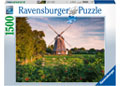Rburg - Windmill on the Baltic Sea1500pc