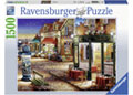 Ravensburger - Paris's Secret Corner Puzzle 1500 pieces