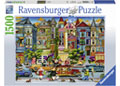 Ravensburger - The Painted Ladies Puzzle 1500 pieces