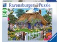 Ravensburger -Howard Robinson Cottage Puzzle 1500pc