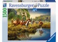 Ravensburger - Wild Horses Puzzle 1500pc