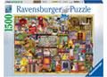 Ravensburger - Craft Cupboard Puzzle 1500pc