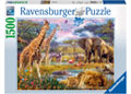 Ravensburger - Colourful Africa 1500pc Puzzle