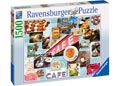 Coffee And Cake Puzzle 1500pc