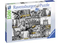 Ravensburger - New York Cabs Puzzle 1500 pieces