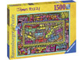 Ravensburger - We are on our way to party Puzzle 1500pc