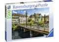 Ravensburger - Summery Strasbourg Puzzle 1500pc