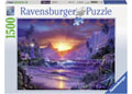 Ravensburger - Sunrise in Paradise Puzzle 1500 pieces
