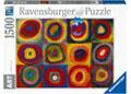 Ravensburger – Kandinksy Colour Study Puzzle -1500pc