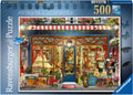 Ravensburger - Antiques & Curiosities 500 pieces