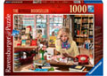 Ravensburger - The Bemused Bookseller 1000 pieces
