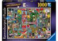 Ravensburger - Awesome Alphabet E 1000 pieces