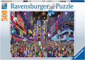 Ravensburger - New Years in Times Square 500 pieces