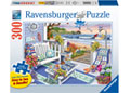 Ravensburger - Seaside Sunshine 300 pieces Large Format