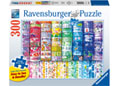Ravensburger - Washi Wishes 300 pieces Large Format