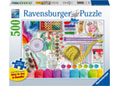 Ravensburger - Needlework Station 500 pieces Large Format