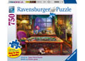 Ravensburger - Puzzler's Place 750 pieces Large Format