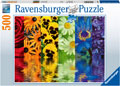 Ravensburger - Floral Reflections 500 pieces