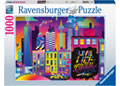 Ravensburger - Live Life Colorfully, NYC 1000 pieces