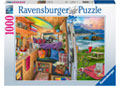 Ravensburger - Rig Views 1000 pieces