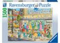 Ravensburger - Sidewalk Fashion 1500 pieces