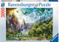 Ravensburger - Reign of Dragons 3000 pieces