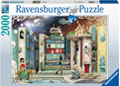 Ravensburger - Novel Avenue 2000 pieces