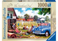 Ravensburger - The Scoreboard End (No4) 1000 pieces